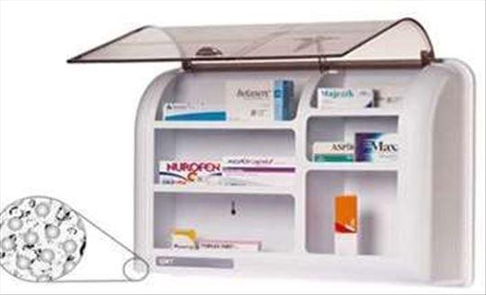Antimikrobni apotekarski-ordinacijski ormarići