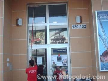 Čišćenje i održavanje ulaza zgrada