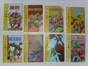 Kapetan Miki -veoma očuvani stripovi