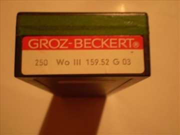 Igle GROZ BECKERT Vo 89.50 G08