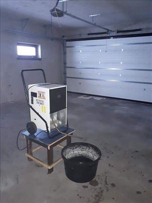Rentiranje mašina za isušivanje vlage