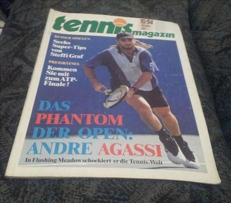 Americki i nemacki teniski casopisi