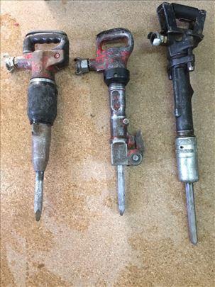 Pneumatski čekići - pištolji za štemovanje
