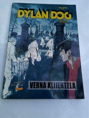 Dylan Dog VC br.90-Verna klijentela