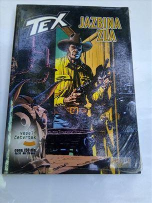 Tex VC br. 4 Jazbina zla