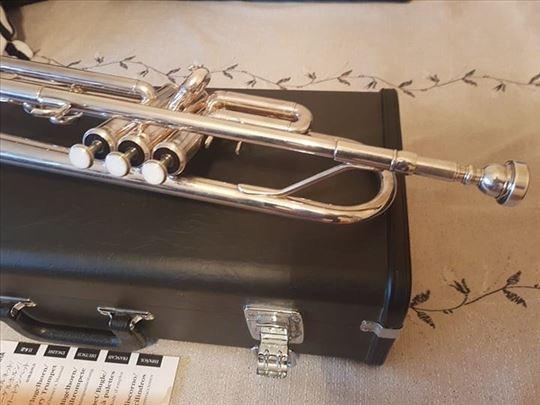 Yamaha Silver Ytr 2335 Limited Edition