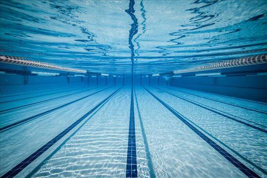 Trener plivanja / plivački trener / Swimming coach
