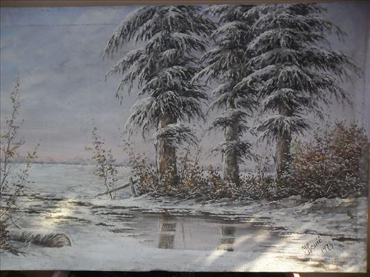 Zimski pejsaz