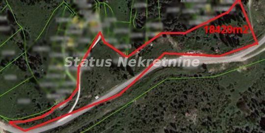 Kopaonik-VELIKA GRAĐEVINSKA PARCELA 18420 m2 ZA BI