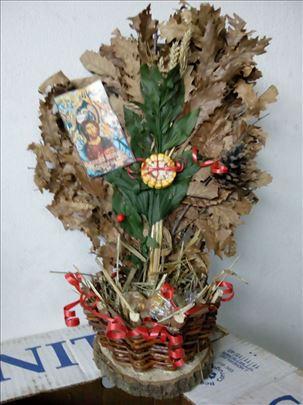 Badnjaci i pšenica za Božić