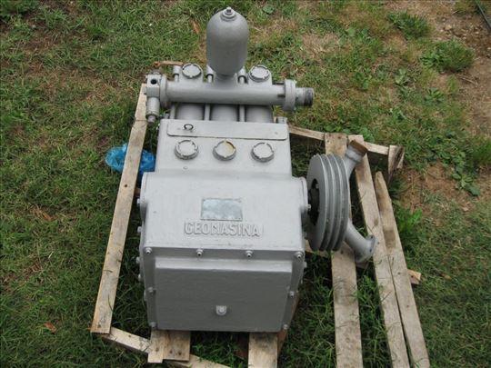 Pumpa za bušenje bunara Geomašina