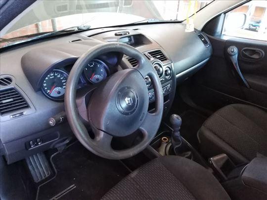 airbag table renault senic 2-megane 2