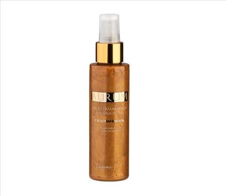 Hidratantno ulje za telo i lice - Aurum