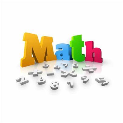 Časovi matematike za fakultet i srednju školu
