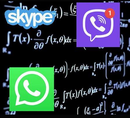 Časovi matematike i fizike - Online