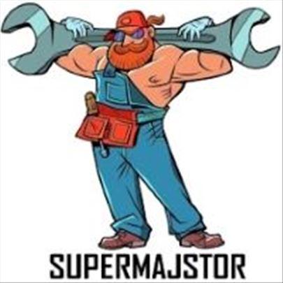Kućni majstor - supermajstor - sve vrste popravki