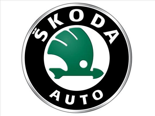 Skoda Octavia(2000-2004) svi delovi