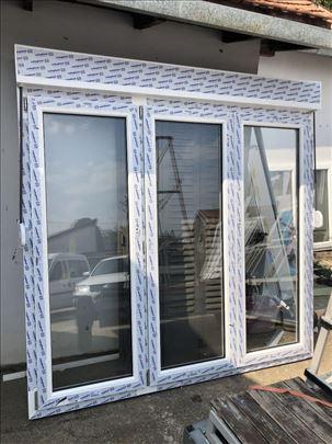 Ugradnja, servis i prodaja PVC stolarije