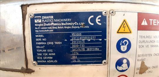 Haitian Zhafir (Brizgajuća mašina za plastiku)