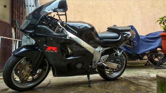 Suzuki GSXR Srad