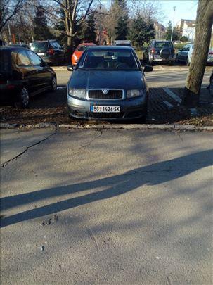 Škoda Fabia 1.2 classic HTP
