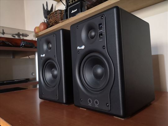 Fluid Audio F 4 - Studio monitor (Activ)