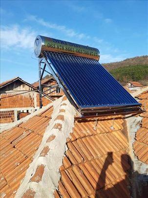 Solarni kolektor za zagrevanje sanitarne vode 200l