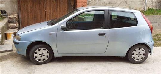 Fiat Punto Dvojka