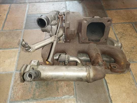 Turbina za jaguar x type, ford mondeo 2.0 tdci