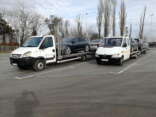 Šlep služba prevoz vozila 0-24