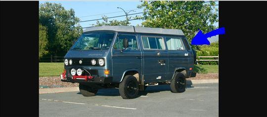 Volkswagen Transporter T3 /Caravelle/Vanagon gril