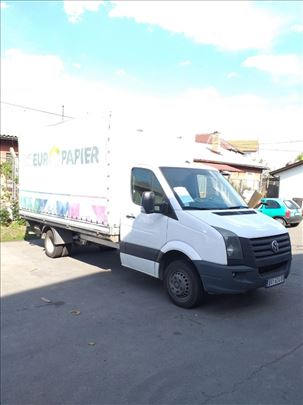 VW CRAFTER GP 50LR 2,0BITDI