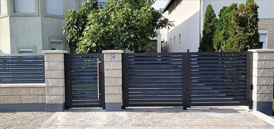 Aluminijumske ograde i kapije
