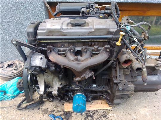 Menjač za Peugeot 1.1
