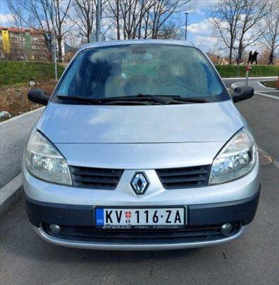 Renault Scenic / Bez Plivajuceg Zamajca