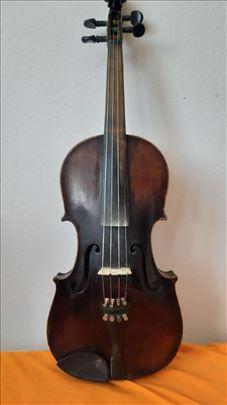 Violina 19.vek ,odličan zvuk! 4/4