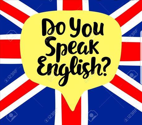 Engleski jezik za decu svih uzrasta i odrasle