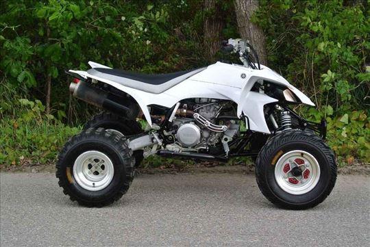 Yamaha YFZ 450 ATVs