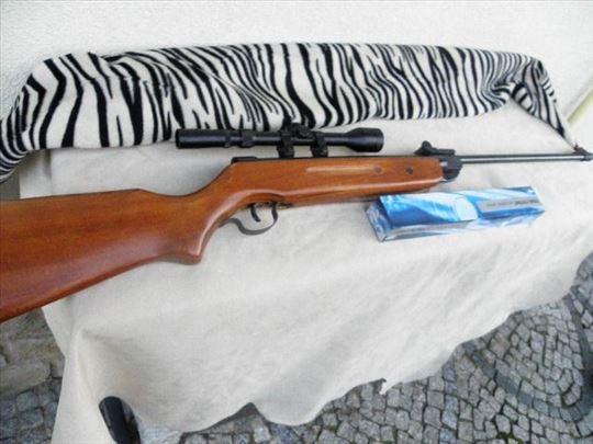 Vazdušna puška gratis dijabole i optika 200ms