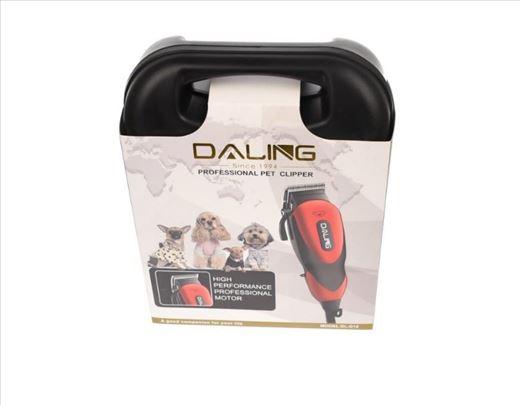 Mašinica za pse Daling komplet za šišanje pasa