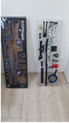 Puška M24 na gel kuglice