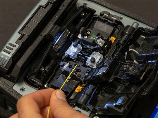 Održavanje optičke infrastrukture i video-nadzor