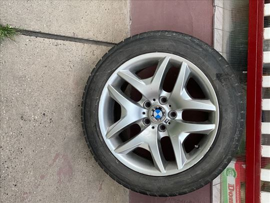 Gume sa felnama za BMW x3
