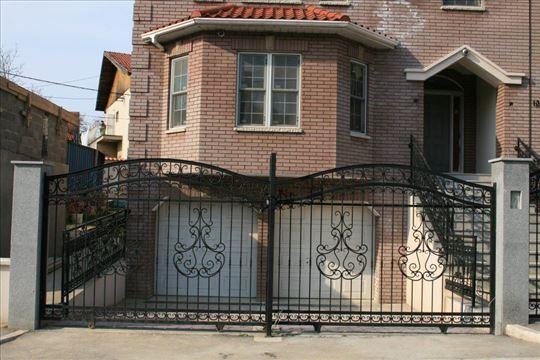 Kapije i ograde od kovanog gvoždja Novi Sad