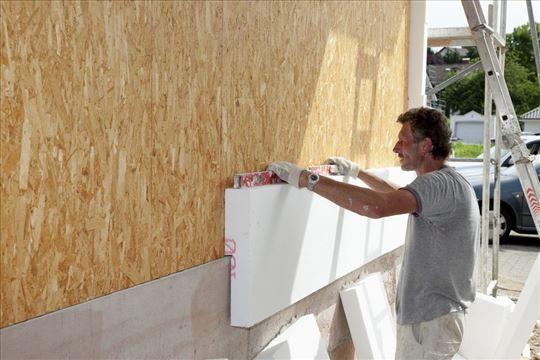 Molersko fasaderski radovi izgradnja demit fasade