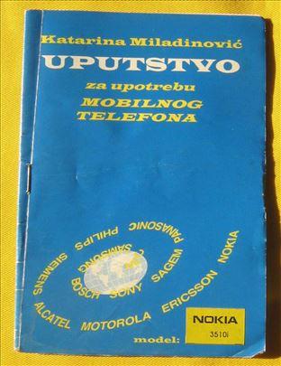 Nokia 3510i uputstvo za upotrebu
