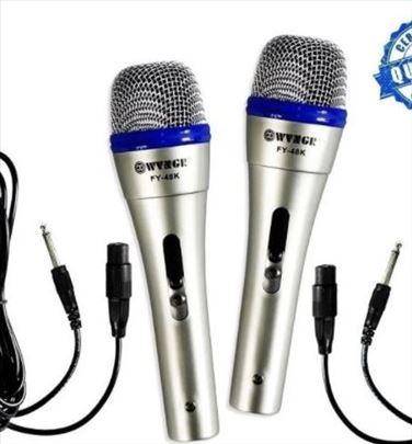 Par dinamičkih profesionalnih mikrofona WVNGR