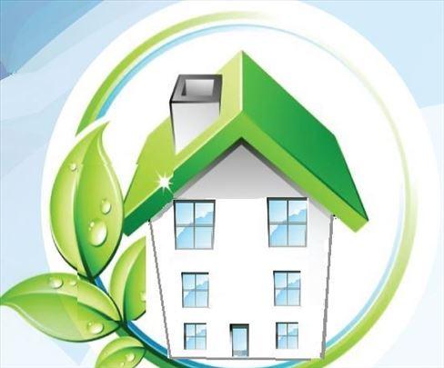 Čišćenje stambenih zgrada