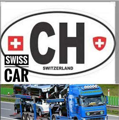 Povoljno i odgovorno uvoz vozila iz Svajcarske