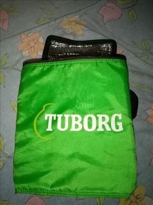 Rashladna torba Tuborg Nova za kamp i ribolov Top
